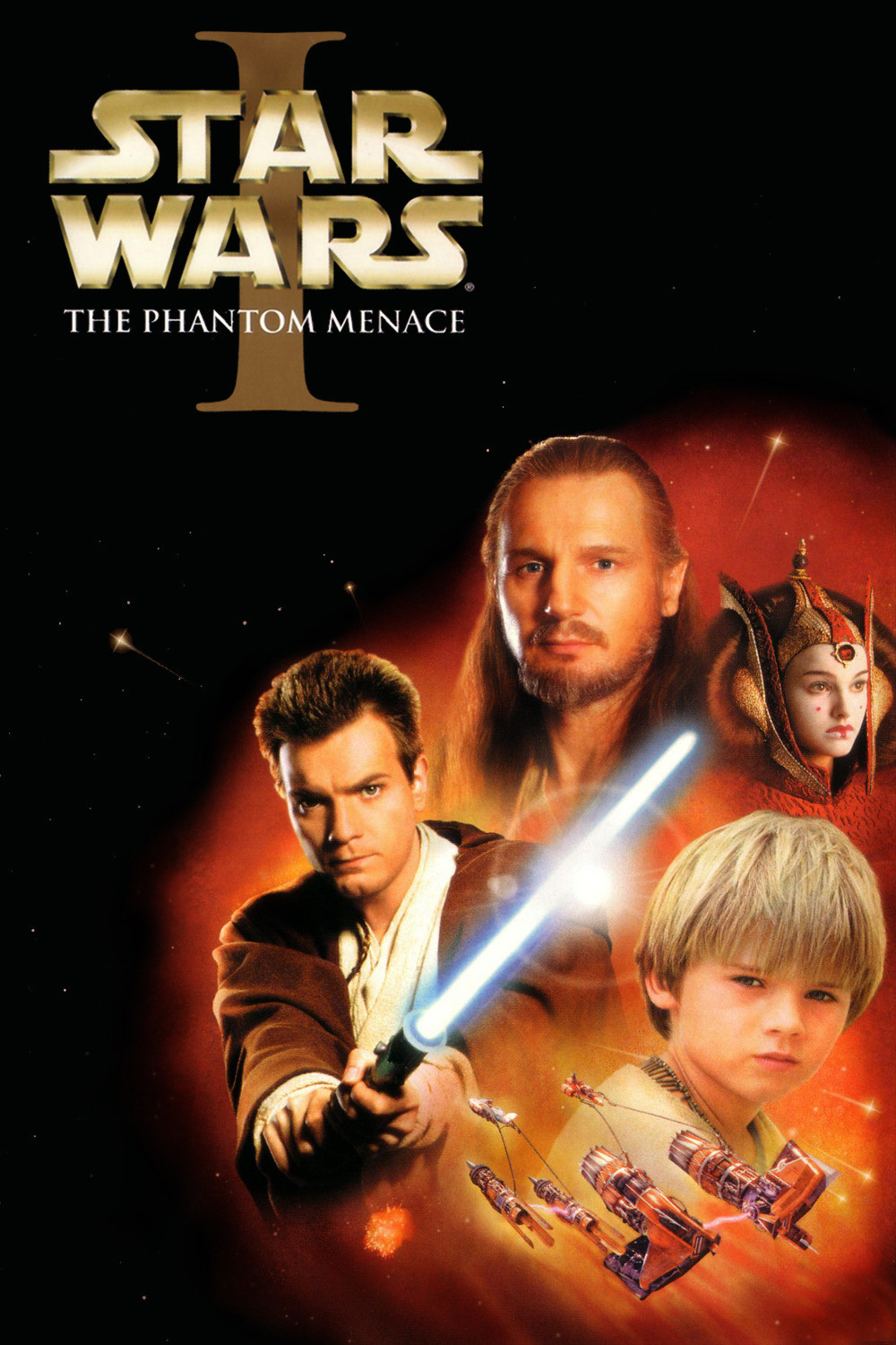 Star wars episode i the phantom menace cast anakin